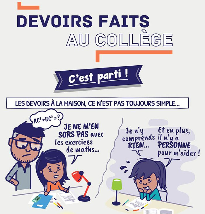 Devoir sur college education