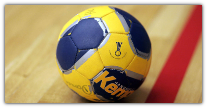 Handball the ball