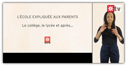 l ecole expliquee aux parents